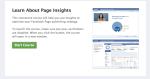 facebook insight curso